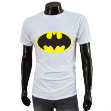 Batman T-shirt with O-neck