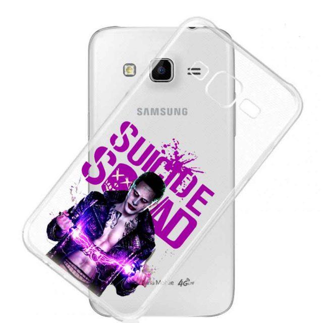 samsung s5 phone case suicide squad